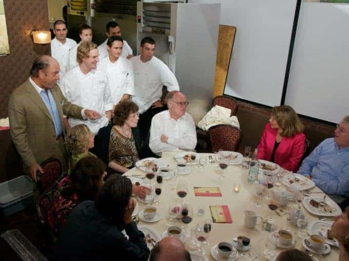 James Beard House Dinner 2010. I had the opportunity to go with my team from Le'Scalier to prepare a dinner at the James Beard House in New York City.