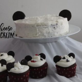 vanilla bean cream cheese buttercream