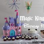 Magic Kingdom Birthday Party