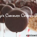 Mickey's Chocolate Covered Oreos