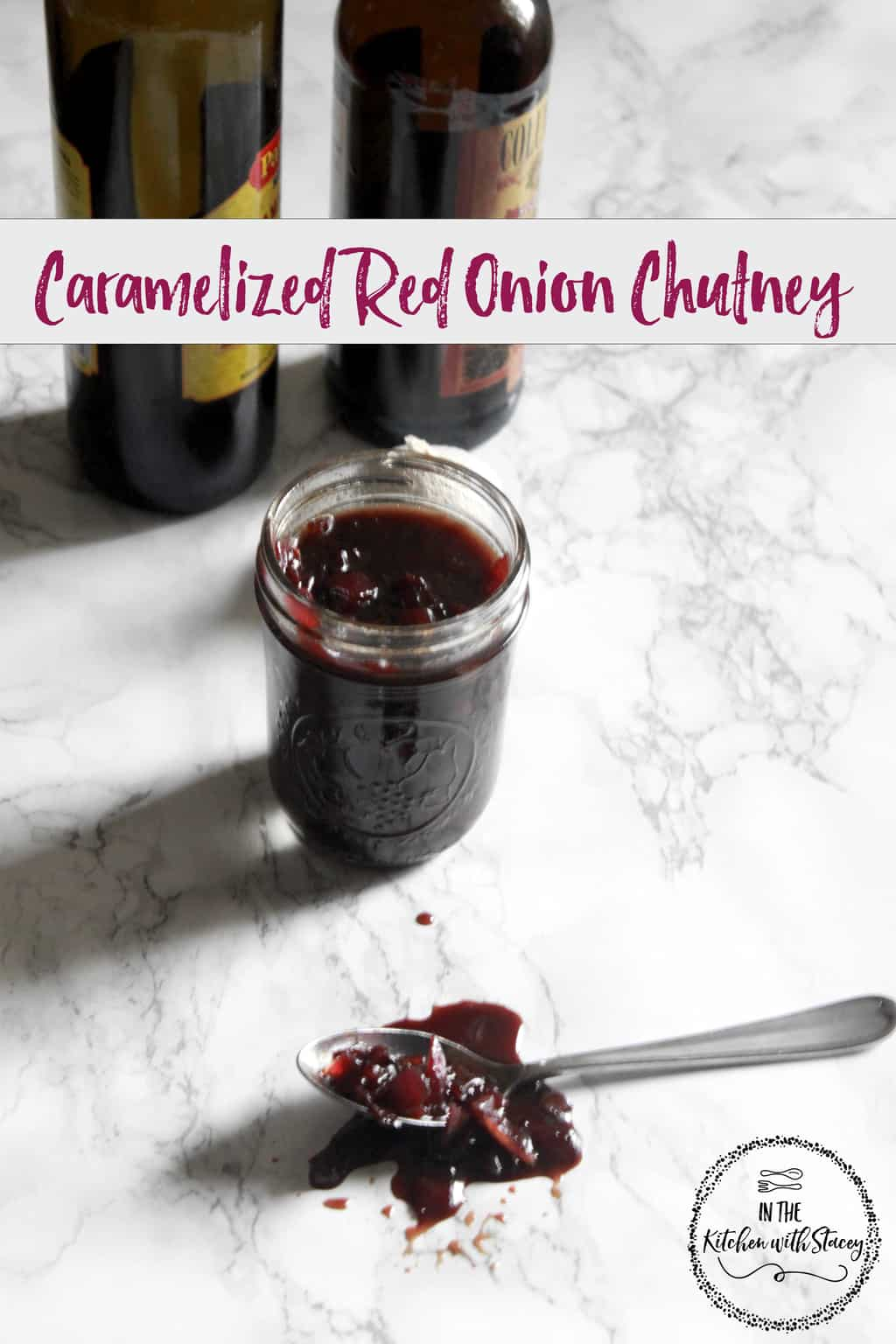 caramelized red onion chutney