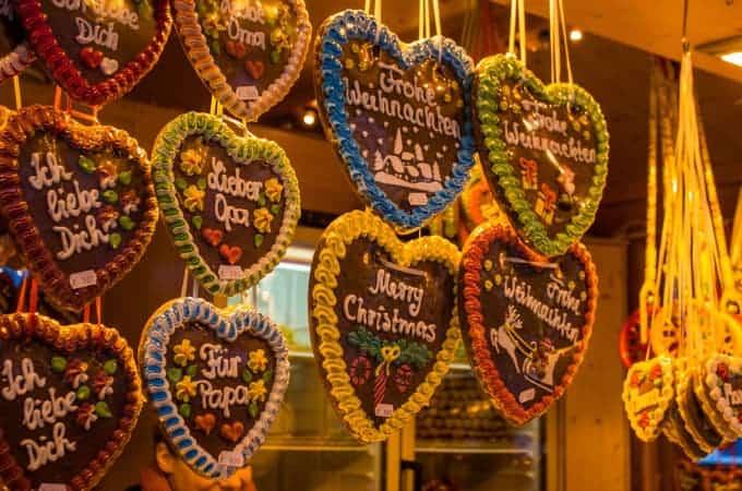 lebkuchen hearts