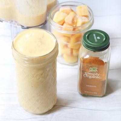 mango numeric smoothie