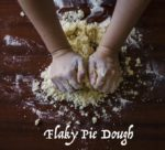 flaky pie dough