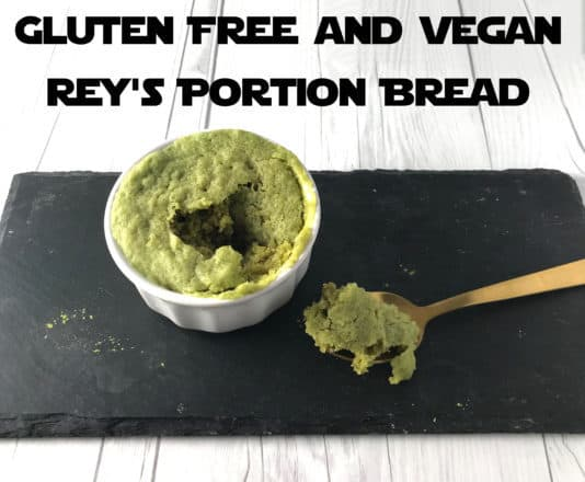 Gluten Free & Vegan Rey's Portion Bread