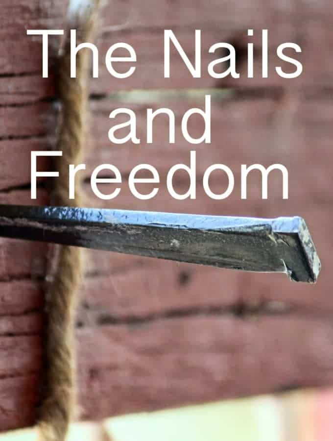 the nails and freedom