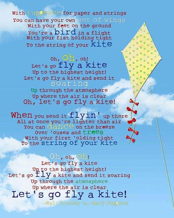 Mary Poppins Lyrics